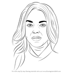 How to Draw Lindsay Lohan
