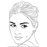 How to Draw Olivia Palermo