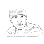 How to Draw Shemar Moore
