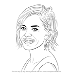 How to Draw Sienna Miller