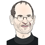 How to Draw Steve Jobs