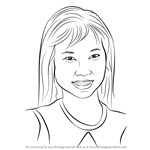 How to Draw Thuy Trang