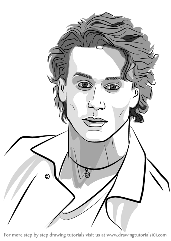 Learn How To Draw Tiger Shroff Celebrities Step By Step Drawing