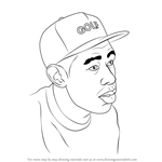 How to Draw Tyler, The Creator