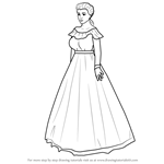 How to Draw a Fairytale Princess