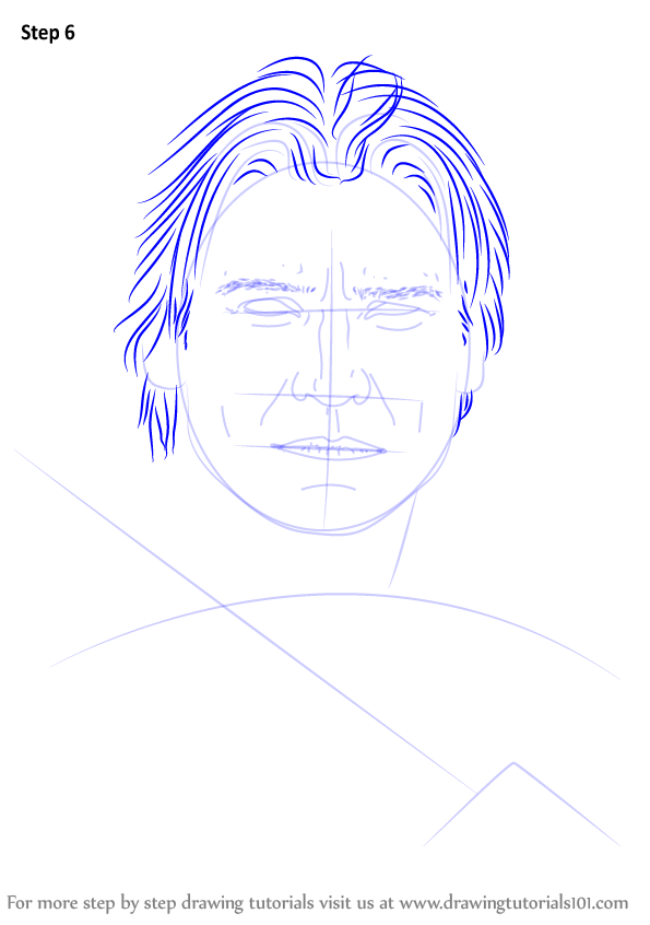 Learn How to Draw Jaime Lannister Characters Step by