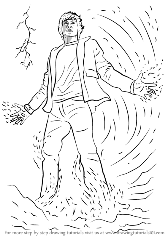 Permalink to Percy Jackson Coloring Pages