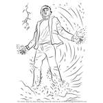 How to Draw Percy Jackson