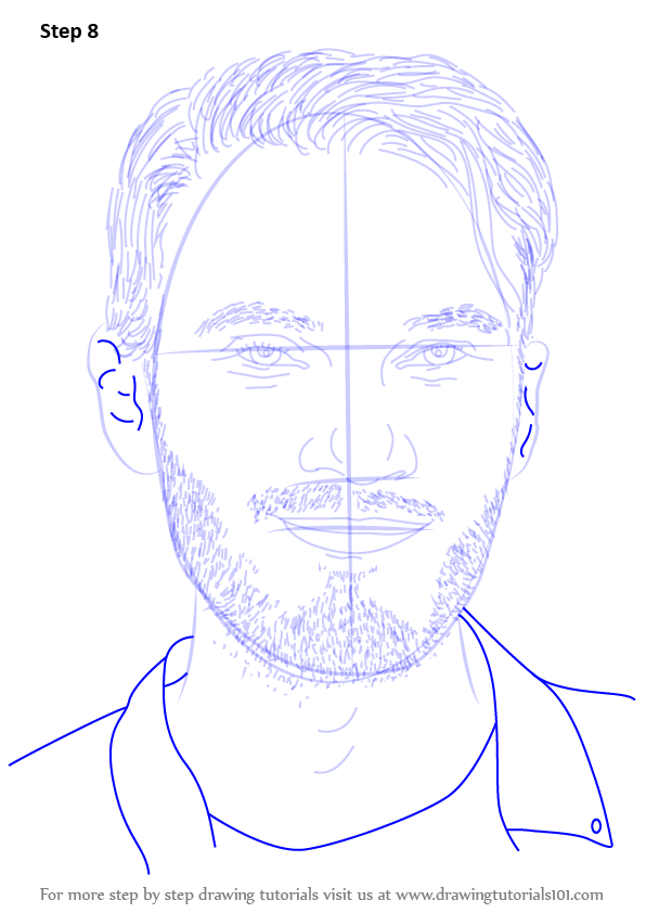 Learn How To Draw Pewdiepie Characters Step By Step