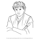 How to Draw Samwise Gamgee from Lord of the Rings