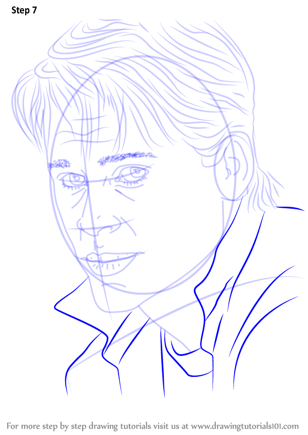 Learn How To Draw Sodapop Curtis From The Outsiders
