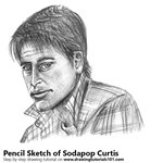How to Draw Sodapop Curtis from The Outsiders