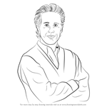 How to Draw Jerry Seinfeld