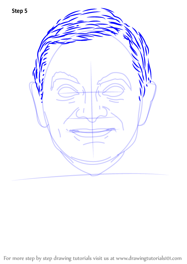 Learn How to Draw Mr. ...