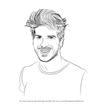 How to Draw Joey Graceffa