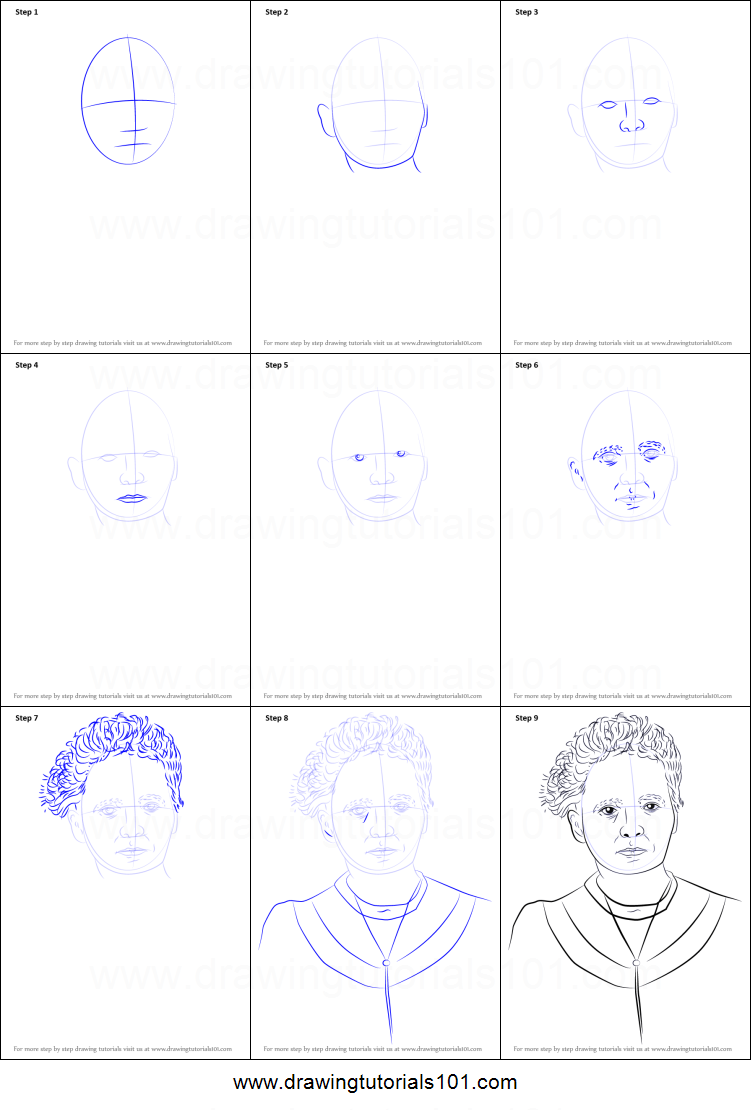 It is a graphic of Massif Marie Curie Drawing