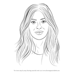 How to Draw Kim Kardashian