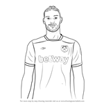 How to Draw Andy Carroll