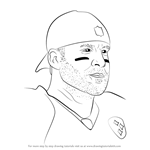 How to Draw Ben Roethlisberger