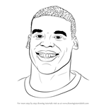 How to Draw Cam Newton