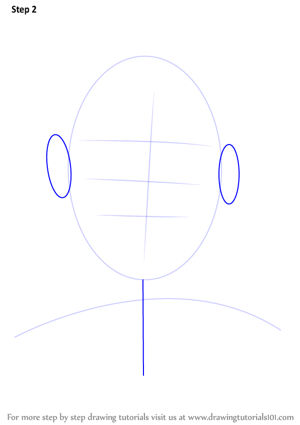 how to draw slime people