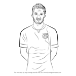 How to Draw Luis Suarez