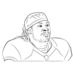 How to Draw Marshawn Lynch