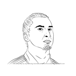 How to Draw Zlatan Ibrahimovic
