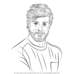 How to Draw Fernando Alonso