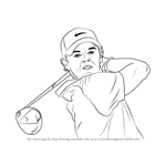 How to Draw Rory McIlroy