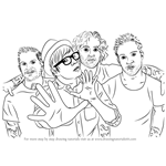 How to Draw Fall Out Boy