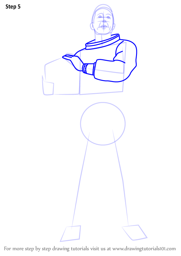 Learn How To Draw A Realistic Astronaut Other Occupations