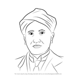How to Draw CV Raman