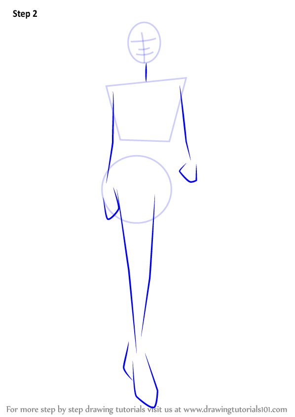 Learn How To Draw Girl In Bikini Other People Step By Step