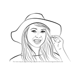How to Draw Zoella