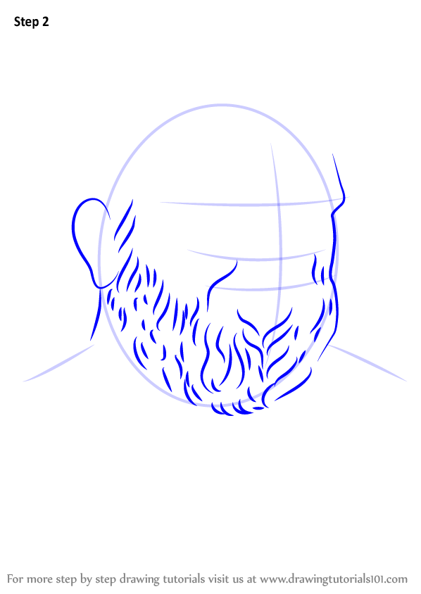Learn How To Draw Sophocles Poets Step By Step Drawing