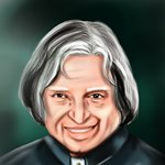 How to Draw APJ Abdul Kalam