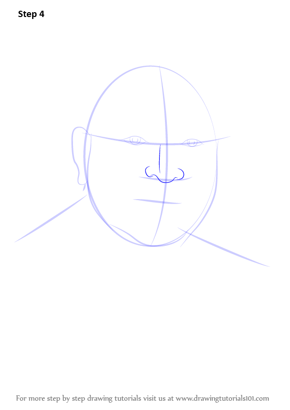 Learn How to Draw Baba...