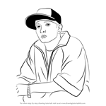 How to Draw Eminem