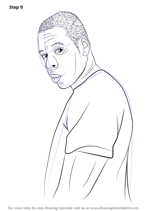 jay z coloring pages - photo#22