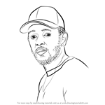 How to Draw Kendrick Lamar