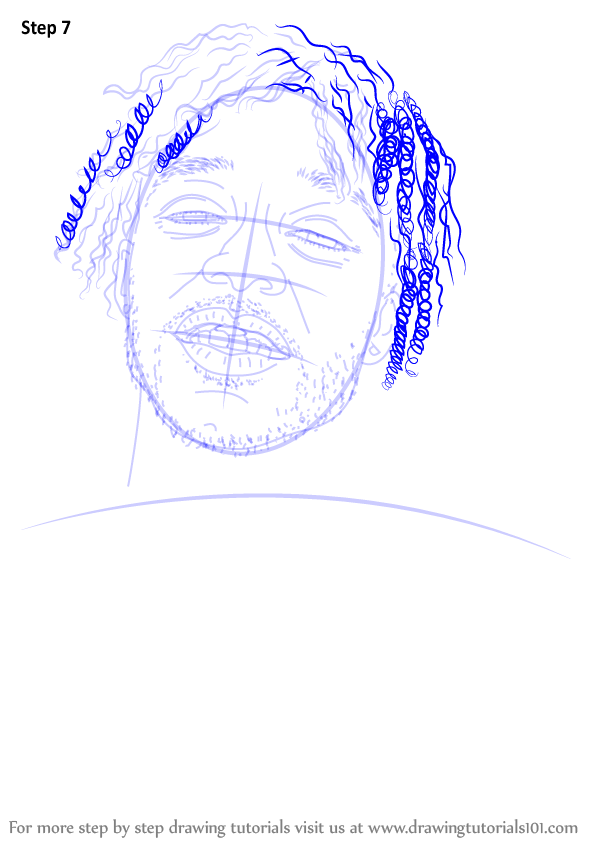 step by step how to draw lil uzi vert Drawings of Skateboard Logos Drawings of Skateboard Logos