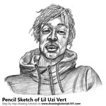 How to Draw Lil Uzi Vert