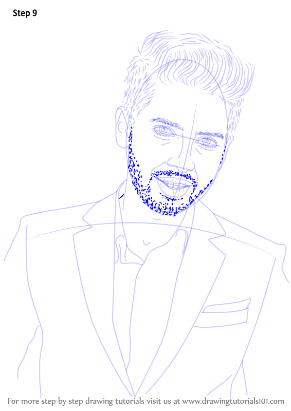 Learn How To Draw Armaan Malik Singers Step By Step