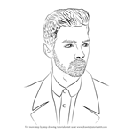 How to Draw Joe Jonas