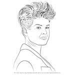 How to Draw Kelly Osbourne
