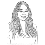 How to Draw Mariah Carey