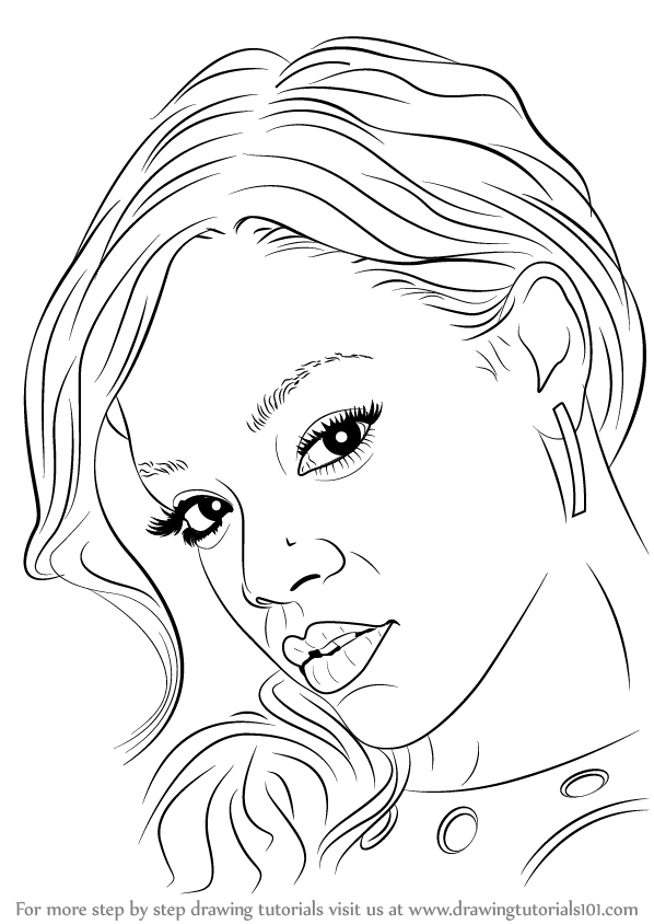 Learn How to Draw Rihanna Singers