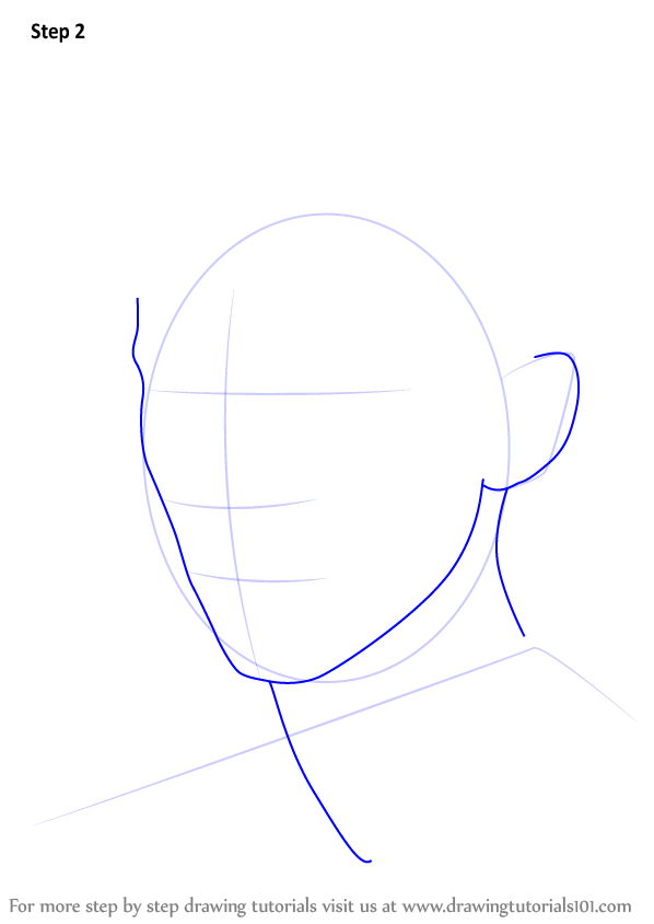 Learn How to Draw Troye Sivan (Singers) Step by Step ...
