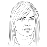 How to Draw Maria Sharapova